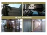 Multika Building Ruang Kantor Murah area Mampang