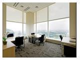 Premium Office Suites for Rent at Tempo Scan, Kuningan