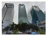Space Office on Strategic Area Sudirman Very Good Condition Mayapada Tower 2