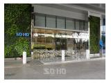 Office Space for Sale / Lease di SOHO @ Podomoro City, Jakarta Barat - Ready To Use, Free Overtime Charge