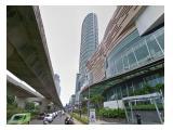 For Rent Office Space AXA Tower Kuningan City, Unfurnished view to Mega Kuningan