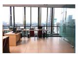 For Rent Office Space di Gran Rubina, Epicentrum Rasuna Said Jakarta Selatan, Fully Furnished Condition