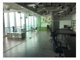 Sewa Ruang Kantor di AXA Tower, Jakarta Selatan - Furnished / Semi Furnished / Bare Condition