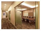 Sewa Kantor di Equity Tower SCBD Jakarta Selatan - Bare Condition / Unfurnished / Furnished, Strategic Location