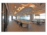 Sewa Kantor di Equity Tower SCBD Jakarta Selatan - Bare Condition / Unfurnished / Furnished, Strategic Location