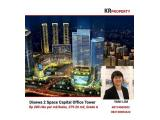 Disewakan Ruang Kantor di Capital Office Tower @Central Park - 279.26m2 - By KR Property