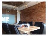 Ruang kantor disewakan fully furnished