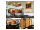 Sewa Kantor/Office Space di Puri Indah, Jakarta Barat - Kondisi Semi Bare / Unfurnished / Full Furnished