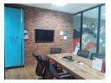Disewakan Ruang Kantor Serviced Office, Private Office, Coworking Space at Timor 16 Menteng