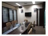 For Rent APL Office SPace Size 379 Sqm Furnish Podomoro City