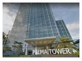 Di Sewa Ruang Kantor Palma Tower Area TB Simatupang Very Good Condition
