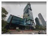 Di Sewa Ruang Kantor Space Office UOB Plaza Area Thamrin Very Good Condition