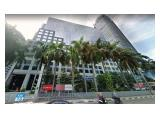 Di Sewa Ruang Kantor Sudirman Area Wisma Nugra Santana Nice Price Very Good Condition