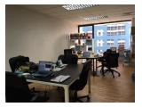 Sewa Ruang Kantor Fully Furnished di World Trade Centre 5, Sudirman