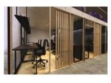 Sewa Kantor Fully Furnished di Rawamangun Jakarta Timur