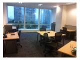 Spacious Office with Desk
