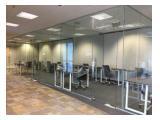 Sewa Ruang Kantor Menara Prima Mega Kuningan - Mulai Dari Rp 4.500.000/Bulan, Disc Up to 50%