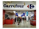 Ada Carrefour di lantai BS1 di Mangga Dua Square