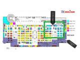 Denah Kiosk Lantai 2 untuk Zoning Small Office atau Bisnis Online