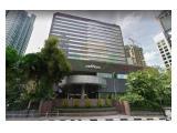 Disewakan Ruang Kantor Di Mid Plaza Area Jendral Sudirman Very Good Condition, area Sudirman