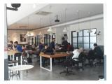 Office Space Co-Working at The Breeze BSD City Tangerang