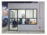 Sewa Ruang Kantor di Kenobi Coworking Space, Gedung Colony, Kemang