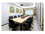 Sewa Serviced Office & Virtual Office di 88 @ Casablanca, Jakarta Selatan