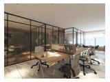 Disewakan /Dijual Office space District 8 @SCBD dapatkan harga termurah