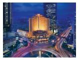 Disewakan Kantor Exclusive di  The Plaza Office Tower - Thamrin - Bundaran HI - 50 sqm
