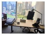 Sewa Kantor Furnished di Centennial Tower, Jl. Jend. Gatot Subroto (Serviced Office, Virtual Office, Meeting Room & Co-Working Space