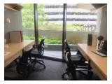 Sewa Kantor Furnished di Green Office Park - BSD, Tangerang (Serviced Office, Virtual Office, Meeting Room & Co-Working Space