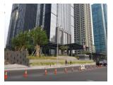 Disewakan : Brand New Office Place @ District 8 SCBD 133 Sqm, Treasury Tower - Best View ke Fasilitas Langham Hotel