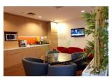 Di Sewakan Ruang Kantor Service Office ANZ Tower Fully Furnished