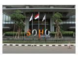 Sewa Ruang Kantor / Office Space di SOHO Pancoran Jakarta Selatan