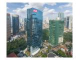 Sewa Ruang Kantor / Office Space di AIA Central Building area Sudirman