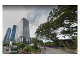 Sewa Ruang Kantor Jakarta MENARA JAMSOSTEK Gatot Subroto Bare dan Fully Furnished Strategis