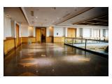Sewa Ruang Kantor / Office Space di Menara Hijau area MT Haryono