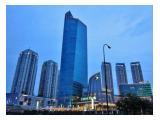 DISEWAKAN OFFICE APL TOWER 83 METER2