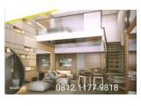 Sewa Kantor di NEO SOHO dan SOHO CAPITAL Central Park Podomoro City - Murah, Bagus