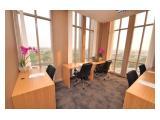 Sewa Kantor (Serviced Office & Virtual Office) di TB Simatupang, Jakarta Selatan (The CEO Building)