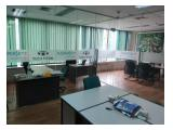 Sewa Office / Ruang Kantor The East Mega Kuningan, Jakarta Selatan Furnished and Good Condition