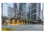 Disewakan / Dijual Office Spaces di District 8 Treasury & Prosperity Tower - Bare New Condition All Size