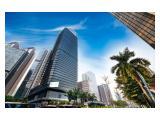 Sewa Ruang Kantor di Menara Astra area Sudirman, Jakarta Selatan