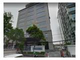 Sewa Kantor Menara Salemba Senen Jakarta Pusat Bare dan Full Furnished