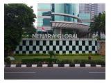 Disewakan Ruang Kantor di Jl Gatot Subroto - Jakarta Selatan