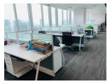 Sewa Kantor Murah/ Office Space Fully Furnished for Rent AXA Tower Kuningan