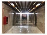 Ruang kantor di AXA Tower, Kuningan Jaksel, luas 297m2, semifurnished.