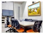 Sewa Office Space / Ruang Kantor Termurah Unit Baru di Office Tower The Premiere Corporation Kelapa Gading Jakarta Utara