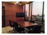 Sewa Office di Pri Office (Kantor Virtual & Kantor Berlayanan) Gedung Graha Krama Yudha, Jakarta Selatan.
