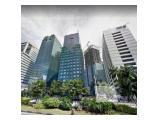 Sewa Kantor Mayapada Tower 1 & Mayapada Tower 2 Sudirman Jakarta Bare dan Full Furnished